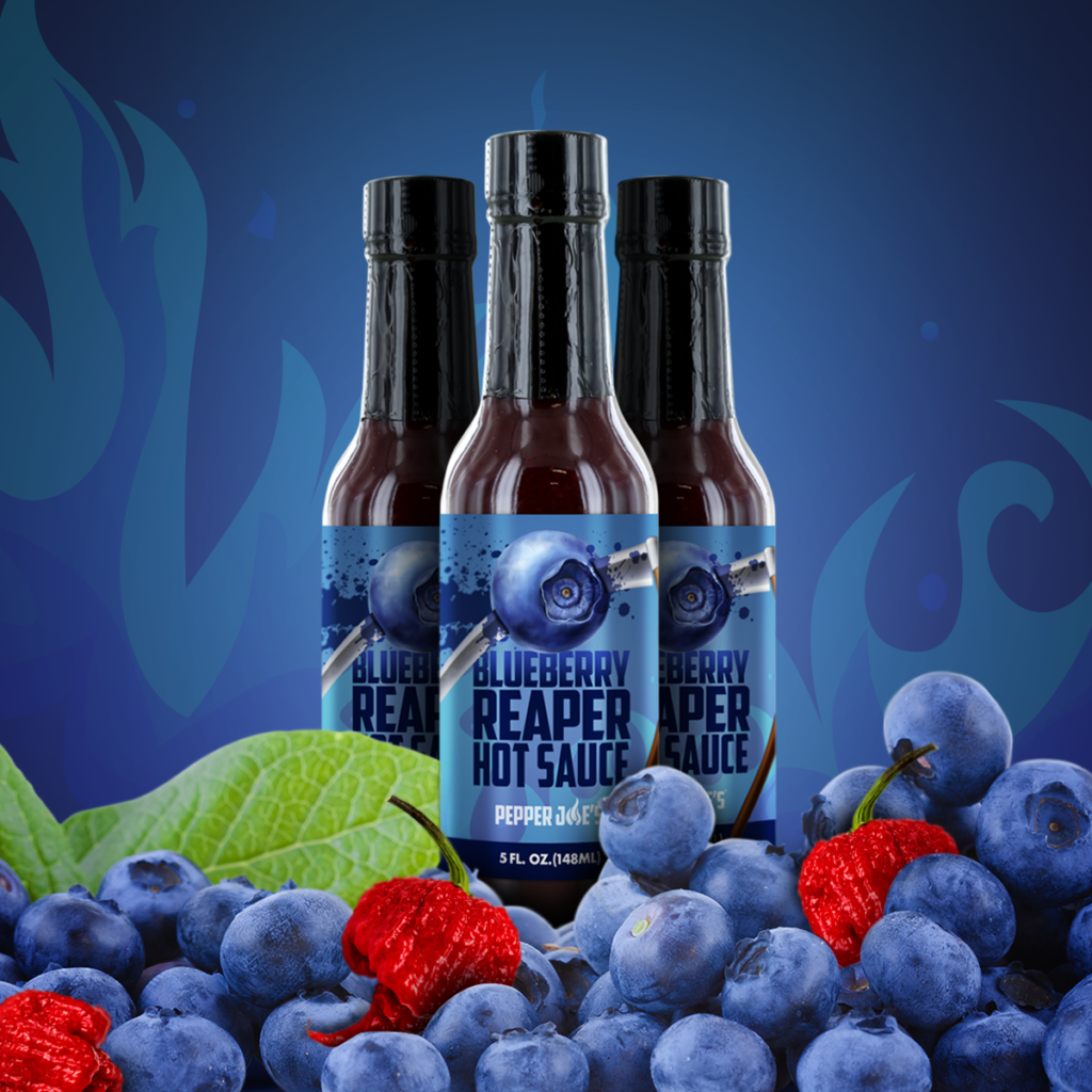 Blueberry Hot Sauce
